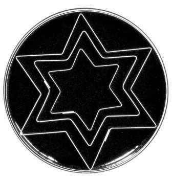 T/P CUTTER  STAR PLAIN 6 POINT