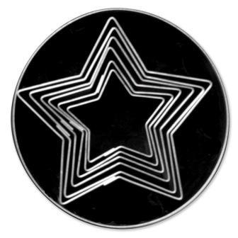 T/P CUTTER  STAR PLAIN 5 POINT