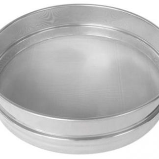 FIXED BASE SIEVE S/S 280mm