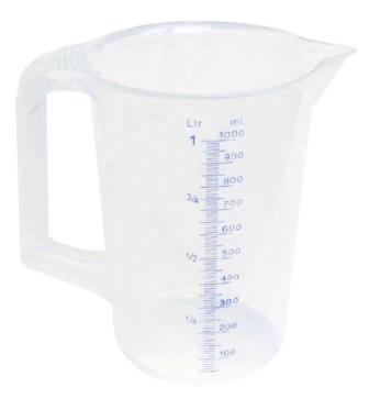 MEASURING JUG Closed Grip 250 ml