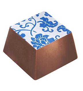 Blue Porcelain Transfer