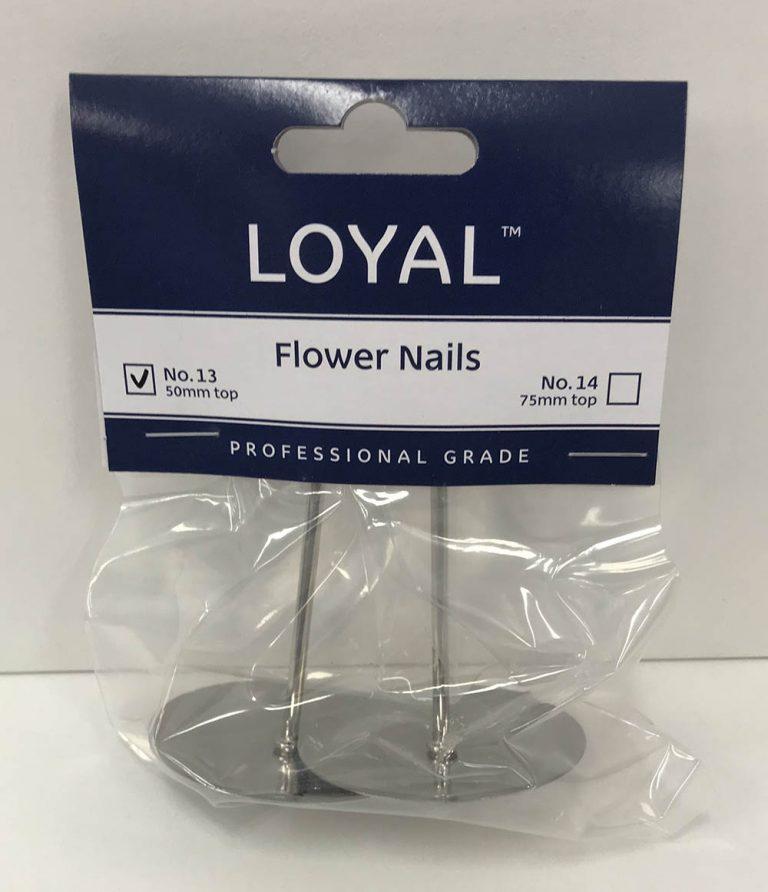 No. 13 FLOWER NAIL