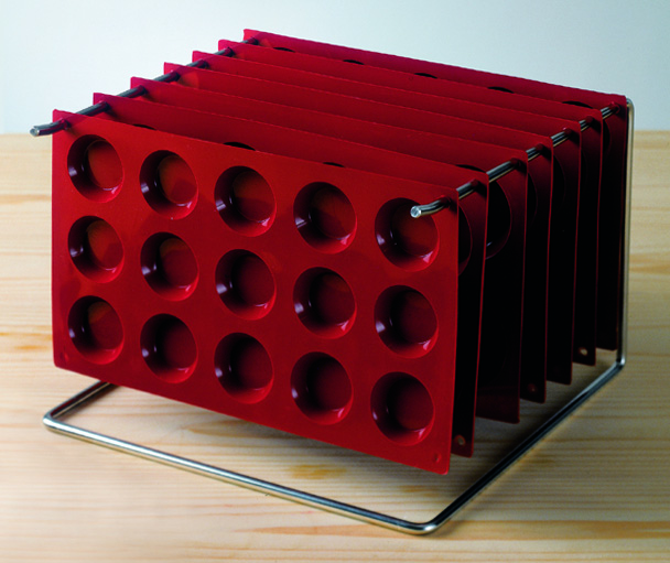 SILICONE MOULD DRAINER RACK