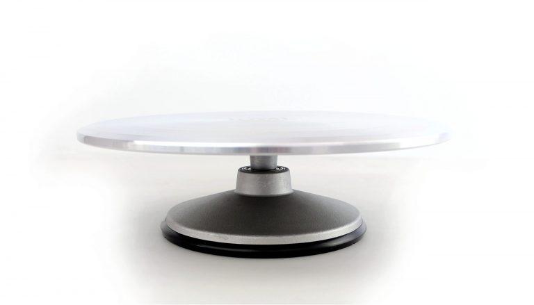 360 Pro HEAVY DUTY ALUMINIUM CAKE TURNTABLE/STAND