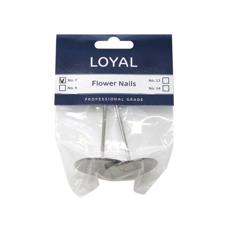No. 7 FLOWER NAIL