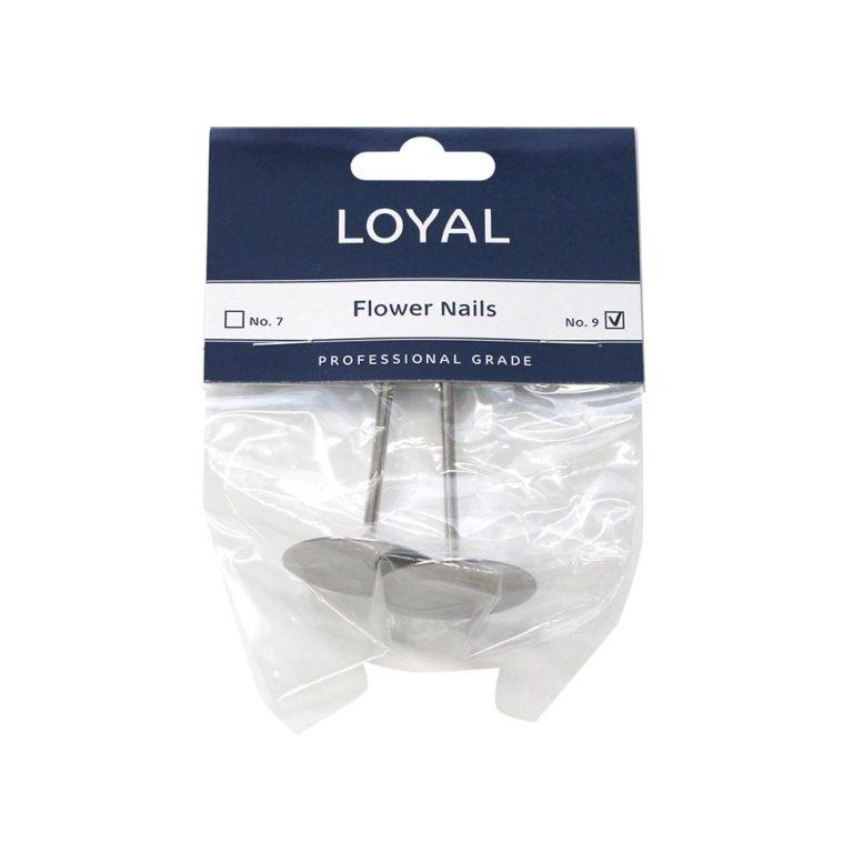 No. 9 FLOWER NAIL
