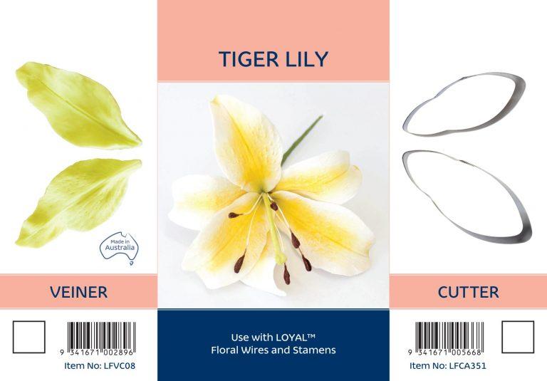 TIGER LILY PETAL CUTTER