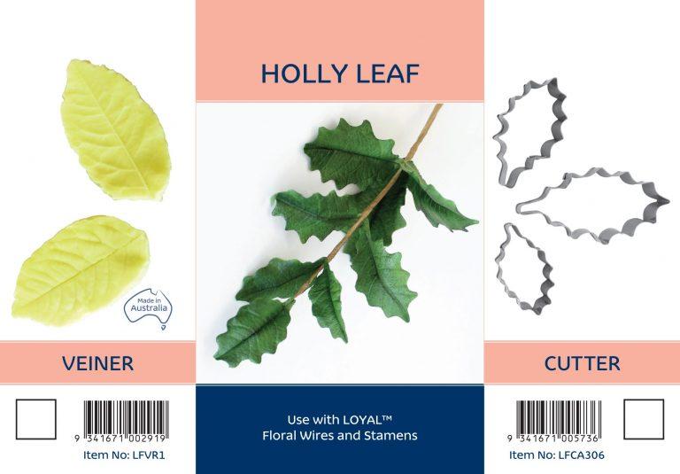 HOLLY LEAF CUTTER