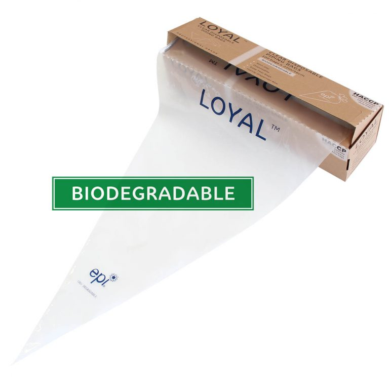 22in/55cm CLEAR BIODEGRADABLE