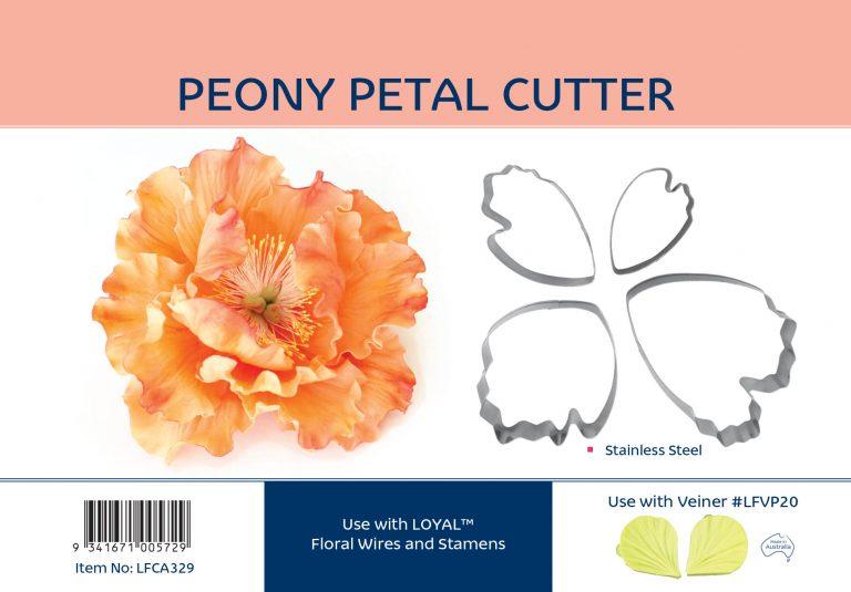 PEONY PETAL CUTTER