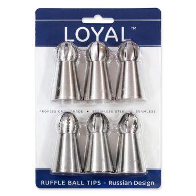 RUSSIAN RUFFLE BALL