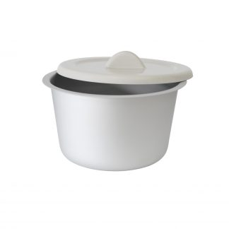 BASIN + LID - 1.8L MINI CHOCOLATE MELTING TANK
