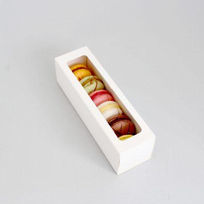6 Macaron Box Window Lid