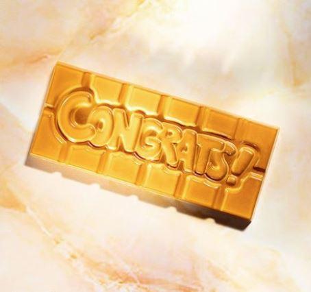 Congrats Tablet