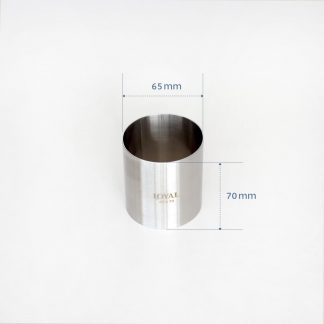 65mm FOOD/STACKER RING S/S