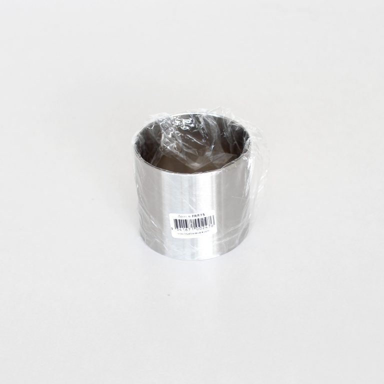 75mm FOOD/STACKER RING S/S