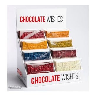 Chocolate Wishes Display Box