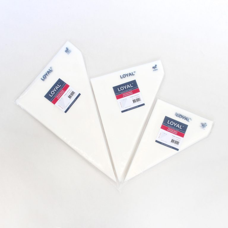 10in/25cm TIPLESS BIODEGRADABLE BAGS