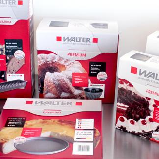 WALTER Premium Bakeware